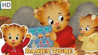 Daniel Tigre em Português - Compartilhando com sua Irmã