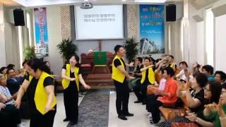 온누리교회 뮤지컬찬양팀-2015아웃리치 주일예배-오프닝찬양