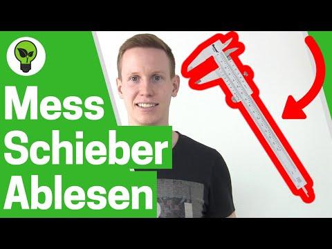 Messschieber ablesen ✅ TOP ANLEITUNG: Messen mit dem Messschieber & Schieblehre lesen lernen!!!