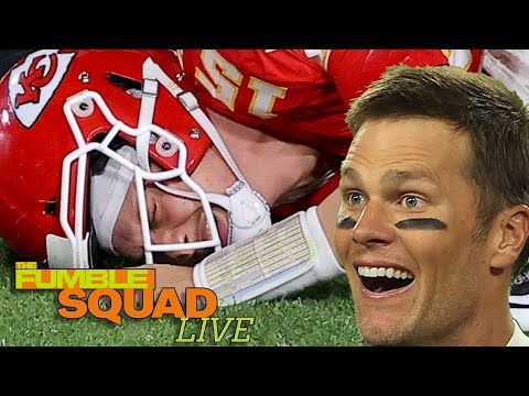Patrick Mahomes Defeated By Tom Brady, The Greatest QB EVER? Super Bowl 2021 Recap | Fumble Live