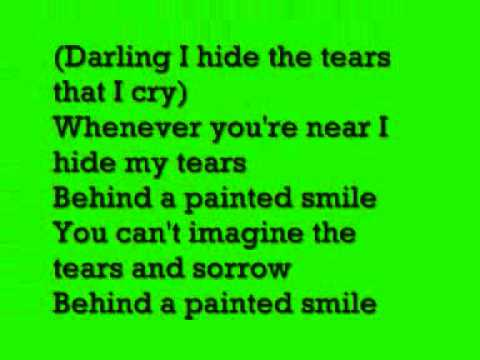 Isley Brothers Behind a Painted Smile (Lyrics)