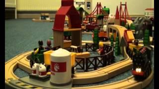 Brio Holzeisenbahn / Brio Wooden Train