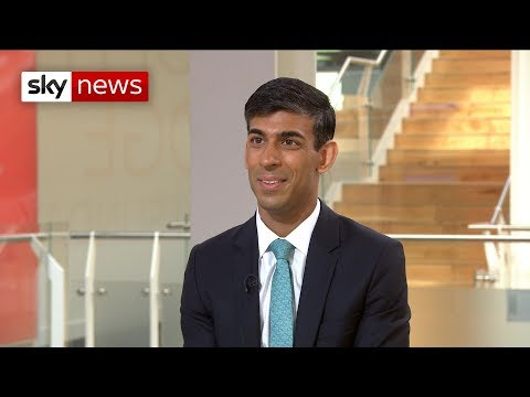 Sunak: 'I wouldn't support Boris if he was racist'