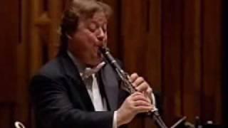 Andrew Marriner plays Mozart clarinet concerto - II. Adagio