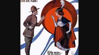 Arthur Fields - Oui, Oui, Marie (1918)