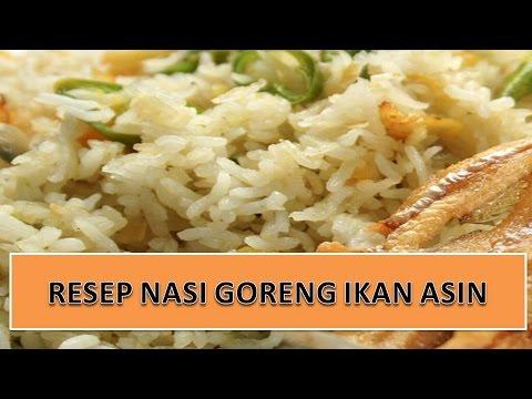 Video RESEP NASI GORENG IKAN ASIN