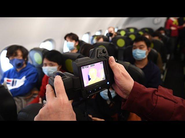 В аэропорту Иркутска госпитализированы 4 человека