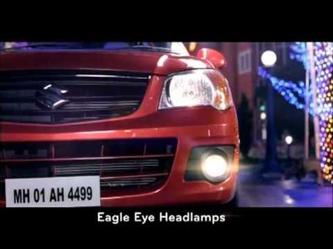 2011 Maruti Suzuki Alto K10 Official Commercial - Motoroids.com