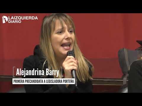 Alejandrina Barry