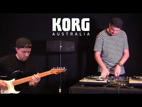 KORG KONNECT Portable PA: First Look Set-Up & Performance
