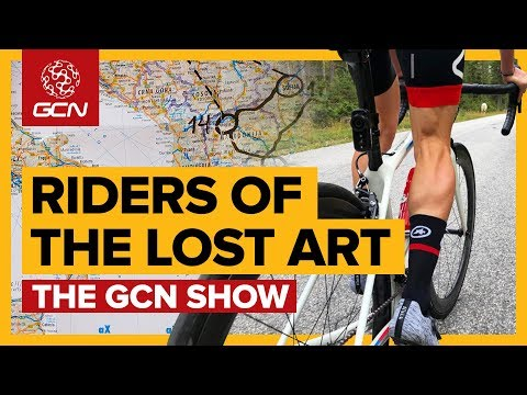Riders Of The Lost Art - Cycling Skills That Are Dying Out | The GCN Show Ep. 297