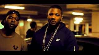 Skore Beezy, Reepz & Skeamer (Goodfellaz:OJB) - Hitters (Music Video)   Link Up TV