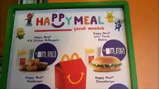 VLOG: Турция.McDonald