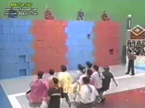 Wall of Boxes - aka why Japan rules in entertainment tv shows