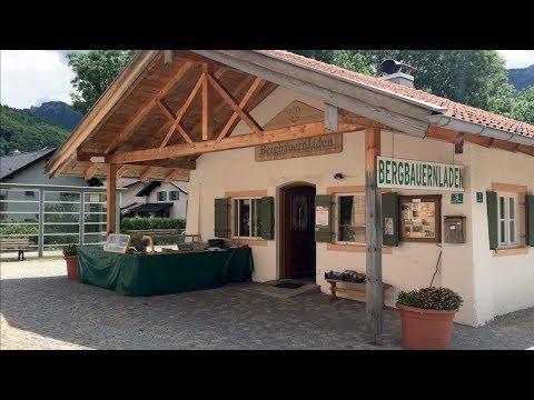 Video über den Prientaler Bergbauernladen Aschau i