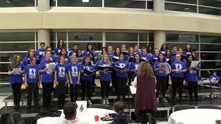 RHS Choirs perform Spaghetti Supper Concert