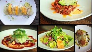Gourmet meals in minutes