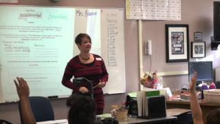 Classroom Video: Vocab Routine - Sentimental