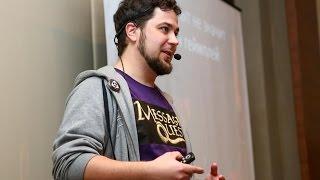 Ярослав Кравцов: Нарративный дизайн — как подружить геймплей и сюжет (DevGAMM Minsk 2014)