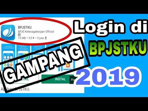 Megtasi ksulitan login di BPJSTKU 2019 ( BPJS KETENAGAKERJAAN)