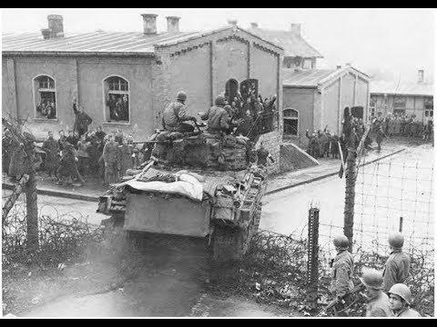 Task Force Baum - Patton's Insane Rescue Mission 1945