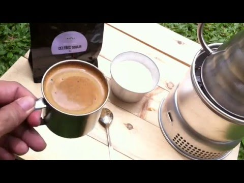 How To Make Coffee : Kopi Tubruk - Indonesia Mud Coffee