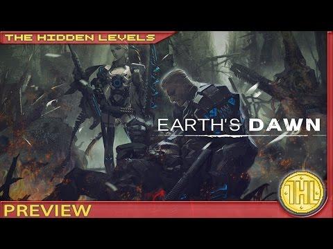 Gameplay de EARTH'S DAWN