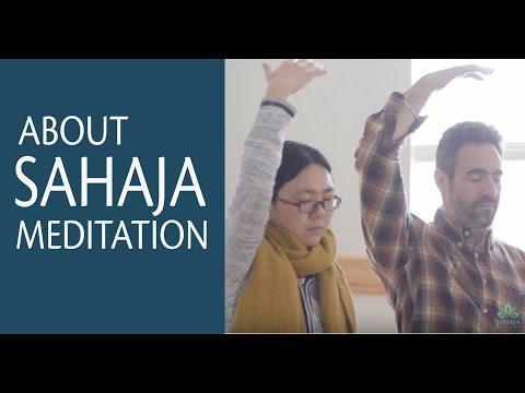 About Sahaja Meditation