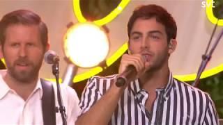 Darin-Runaway-Breathing Your Love LIVE.Allsång på Skansen