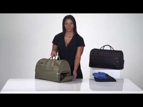 The Suiter Duffle - From the Baseline Collection
