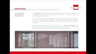 preview picture of video 'Bericht Büromarkt Ulm und Neu-Ulm 2013'