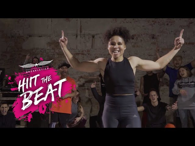 8 MIN MOST MOTIVATING FUNCTIONAL FULL BODY BREAKLETICS HIIT WORKOUT EVER I No Equipment