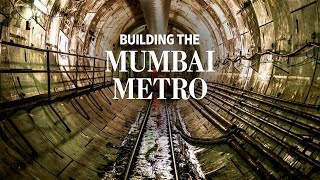 How to Build a Subway in One of the World's Most Crowded Cities