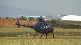 preview picture of video 'Airsport Viladamat. Inauguración hangares individuales parte 1 de 2'