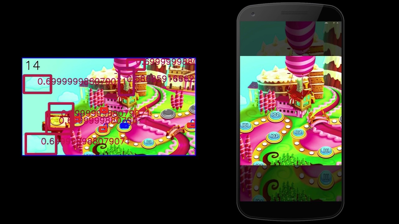 Jam City Cookie Jam horizontal video and vertical-optimized video created through auto-flip technology