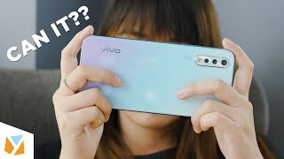 Vivo S1 Gaming Review: CAN IT GAME?