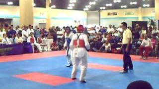 preview picture of video 'Copa Olímpica TAEKWONDO 2'