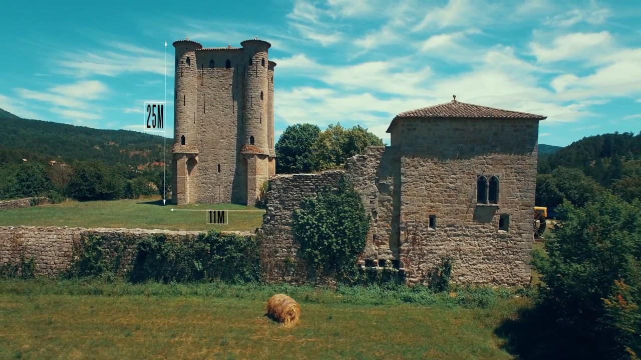 Château d'Arques - Pays Cathare, 21 sites d'exception
