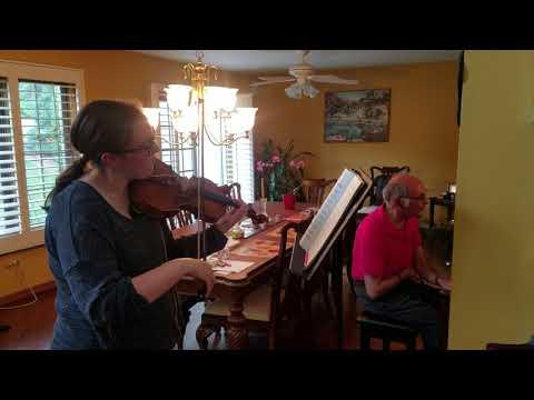 Liebesleid by Kreisler; Emily Kelley, violin