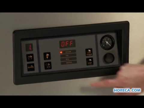 Video Henkelman Vacuum packaging machine Marlin 52