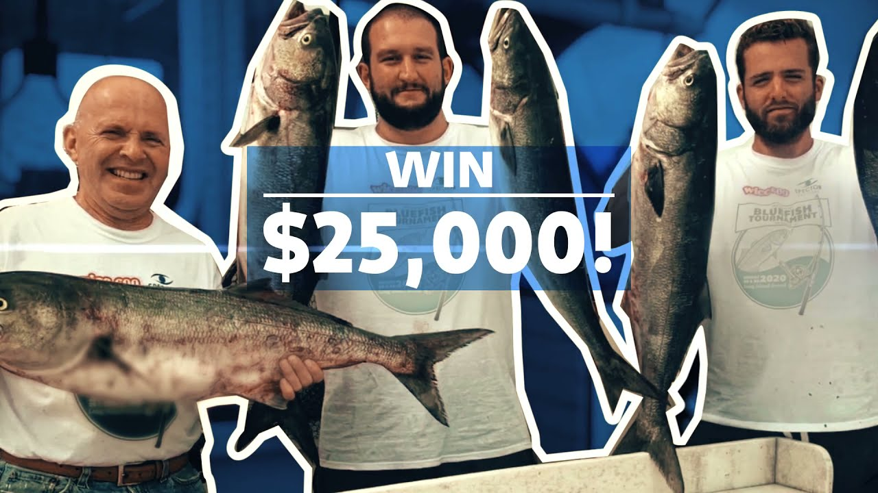 2021 WICC600 Greatest Bluefish Tournament on Earth