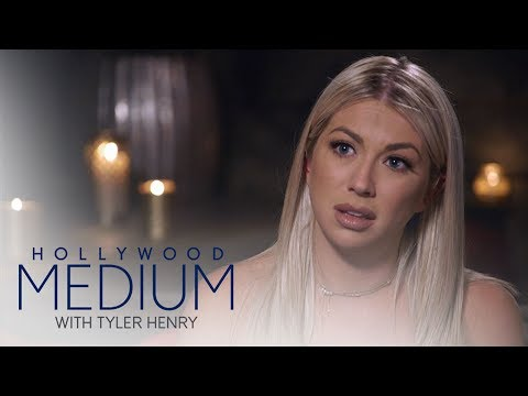 Tyler Henry Delivers a Message to Stassi Schroeder | Hollywood Medium with Tyler Henry | E!