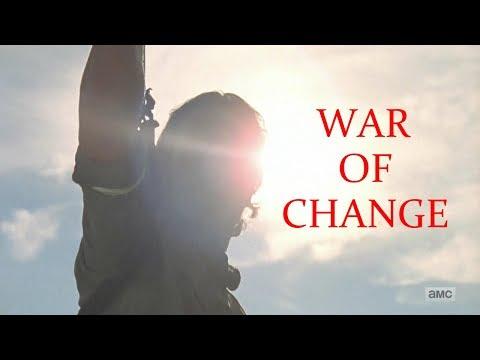 The Walking Dead-All Out War Tribute-WAR OF CHANGE-THOUSAND FOOT KRUTCH