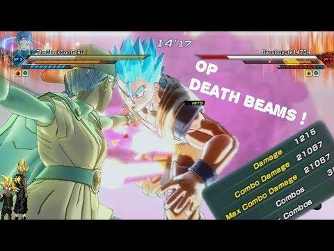 Ultra Instinct Goku vs Jiren Full Power! Crazy Health Bar