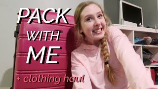 PACK WITH ME   DECA HAUL