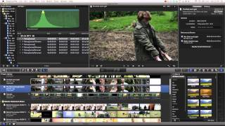 Final Cut Pro X Tutorial Pt. 20 - Duplicating Projects / Sequences