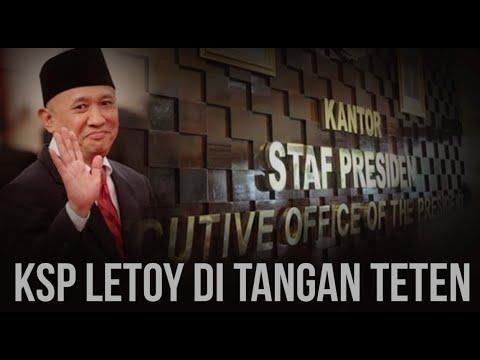 KSP Letoy Di Tangan Teten