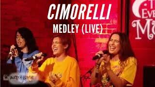 Cimorelli- Medley (Million Bucks,That Girl Should Be Me,Acid Rain) *LIVE* Charlotte, N.C. 8/24/18