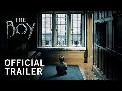 Video trailer för The Boy | Official Trailer | Own It Now on Digital HD, Blu-ray & DVD