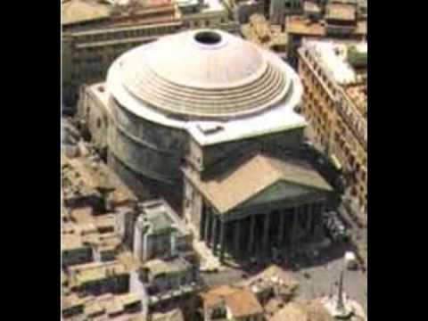 Храм со шпилем